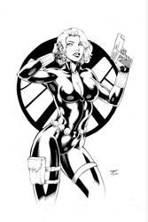 Black Widow Inks by Vandal1z