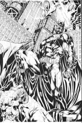 BatmanINKS by Vandal1z