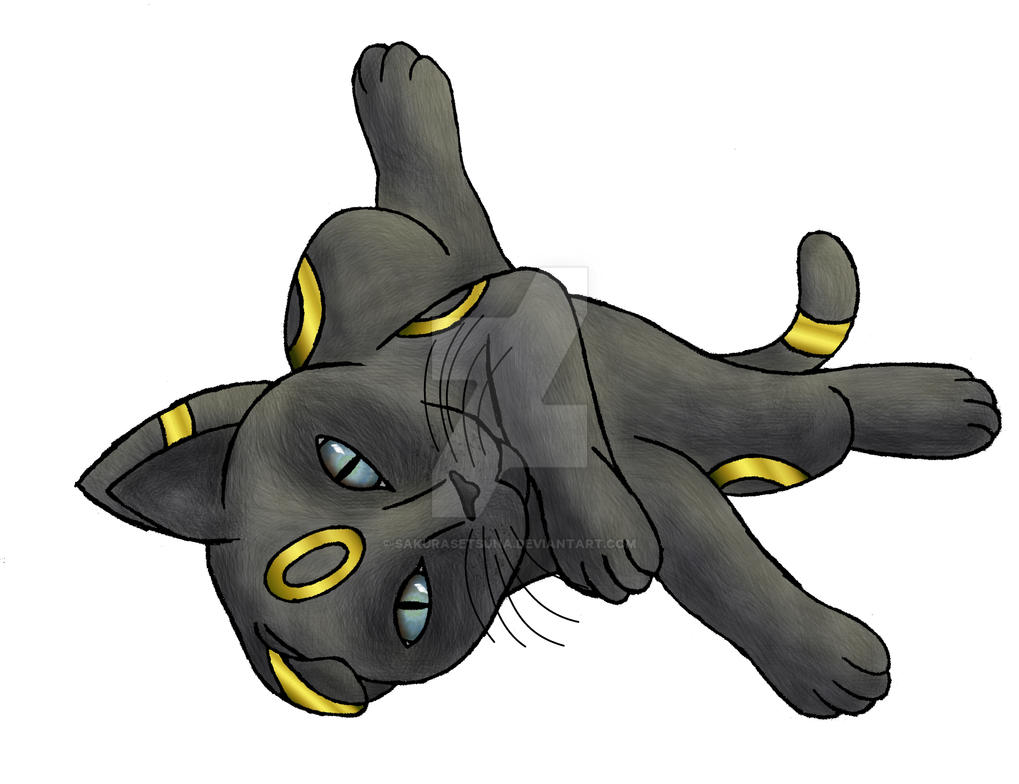 Umbreon by SakuraSetsuna