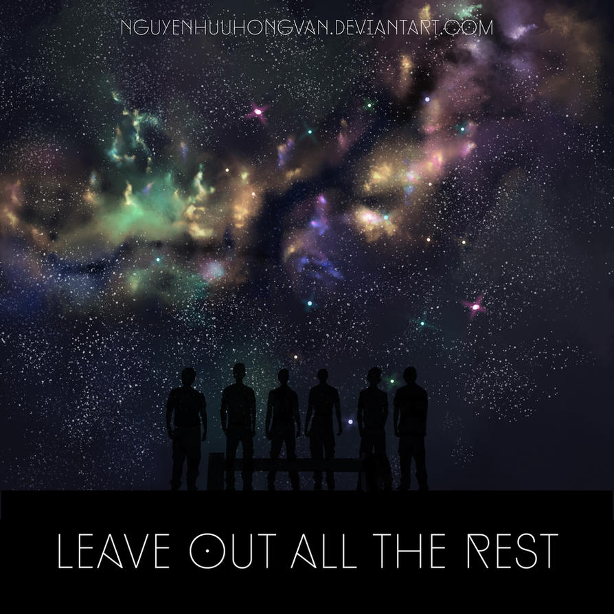 Leave Out All The Rest by NguyenHuuHongVan