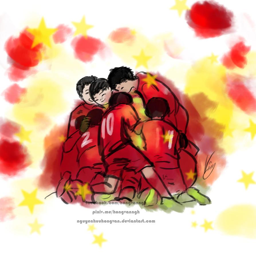 You're always our Hero by NguyenHuuHongVan