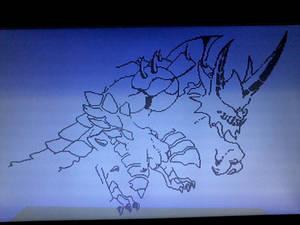 DFOcraft Bakal, the King of Dragons (unfinished)