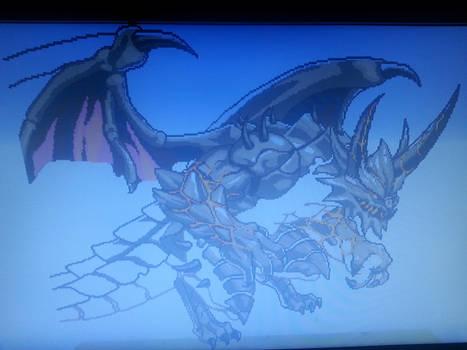 DFOcraft Bakal, the King of Dragons (half done)