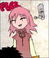 FLCL by ilovethepain