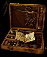 necromancer briefcase N2 by FraterOrion