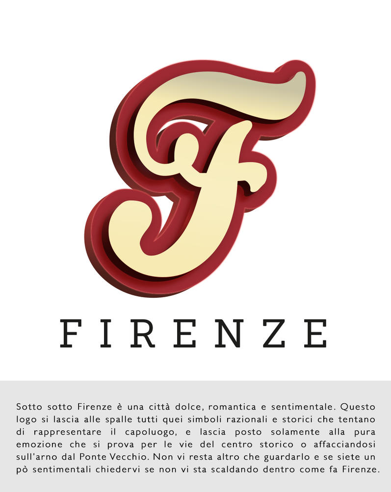 Firenze Logo by FraterOrion