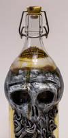 Cthulhu Syrup Apothecary jar
