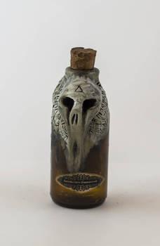 Creepy bottle