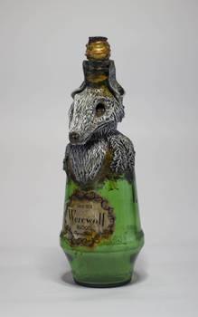 Werewolf Bottle