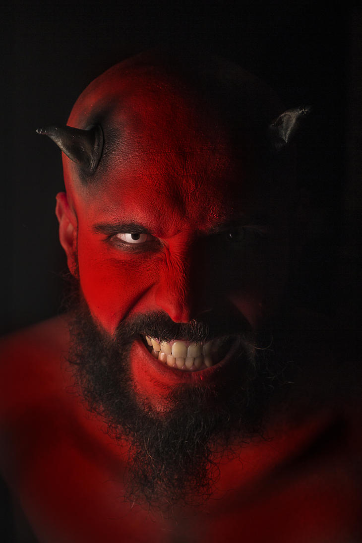 The Devil by FraterOrion