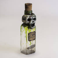 Little Poison bottle by FraterOrion