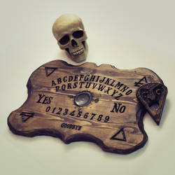 Ouija Board by FraterOrion