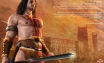 Conan: The Unconquered 01 by AshedRaZ3r