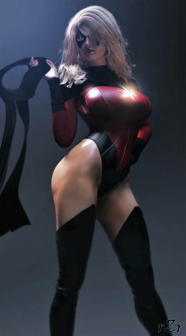Character Art: Moonstone [ Ms. Marvel ] 01