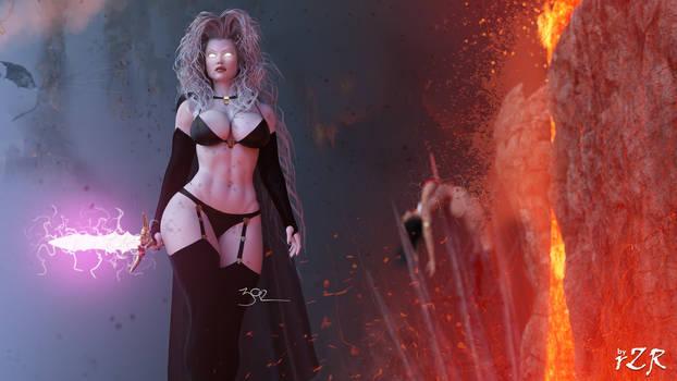 Lady Death : Hell Awaits..