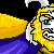Asgore Icon by silvergeki