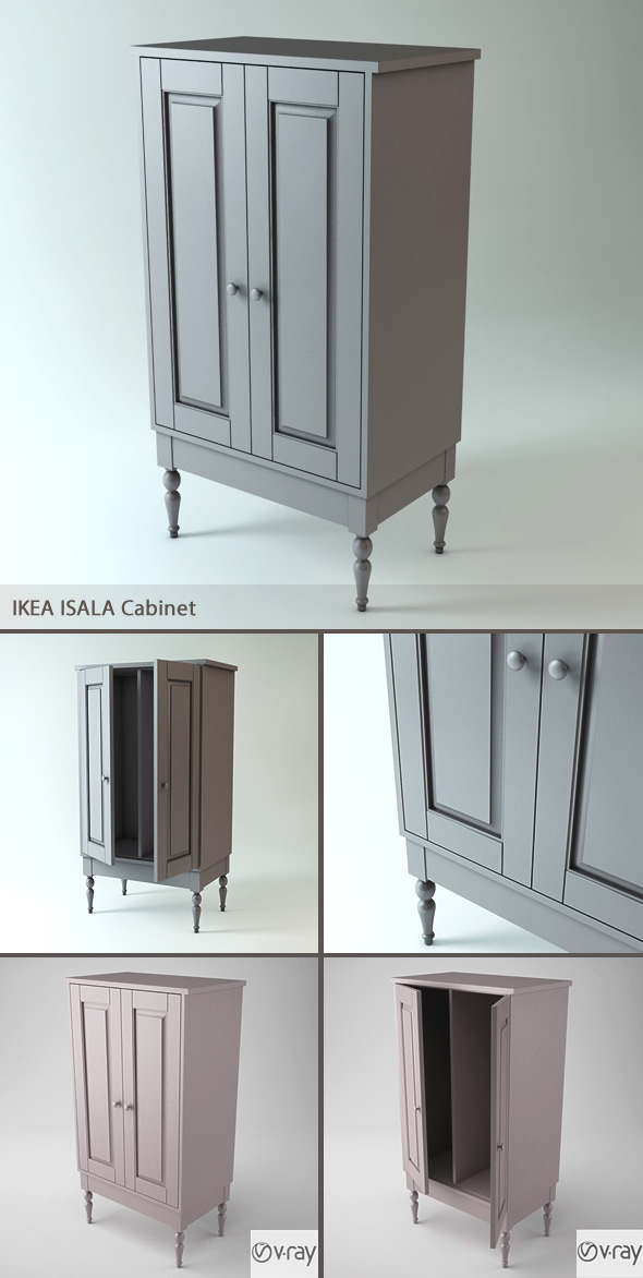 Ikea Isala Cabinet by tdubic on DeviantArt