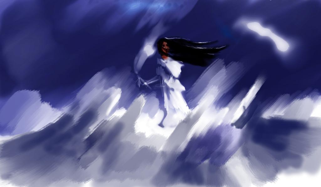 White Buffalo Calf Woman by Elij09