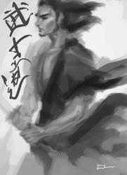 Way of the Warrior by Elij09