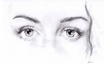 Eyes by Elij09