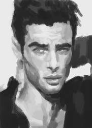 shadow and shade quick sketch by Elij09