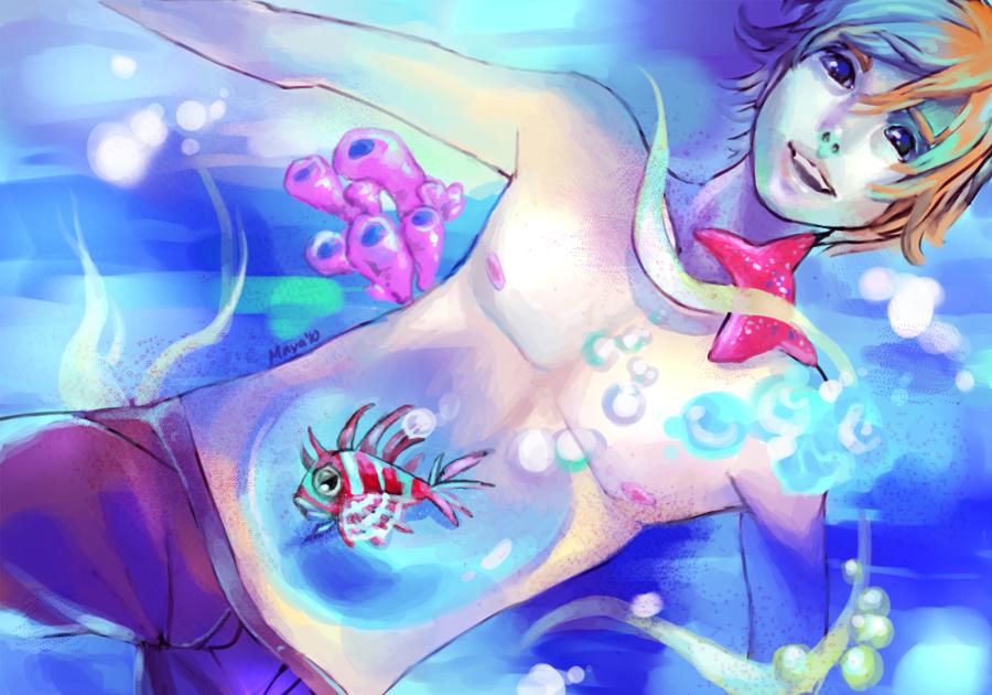 fishbowl by mayamei