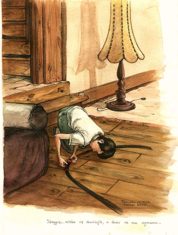 Childhood.. by Artishi
