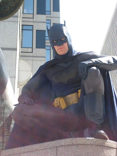 Batman by Bluebird0020
