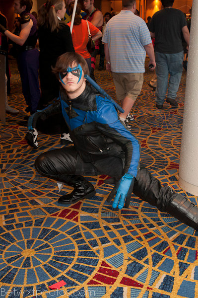 Never Get Tired of Nightwing