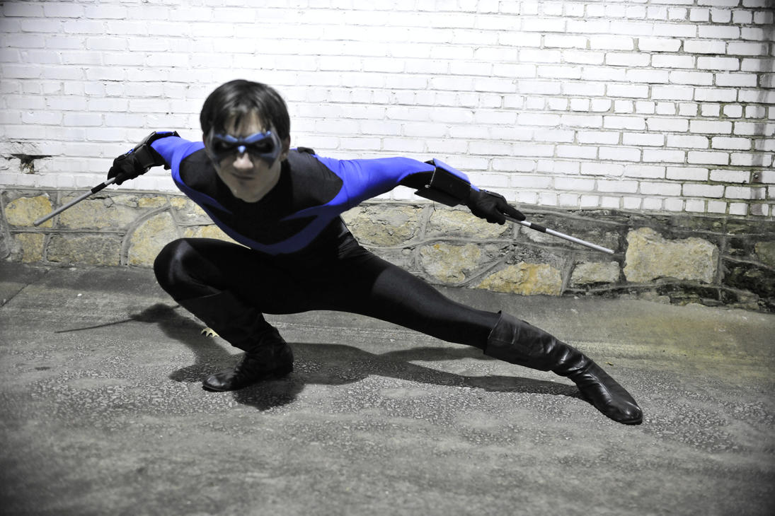 Nightwing by Bluebird0020