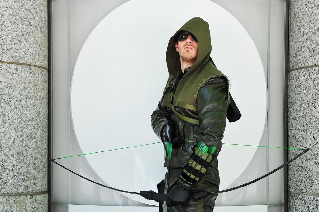 Arrow: The Starling City Vigilante