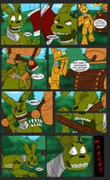 Spring-trapped #30 - More Than You Can Chew by RuneVix