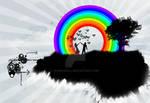 love for rainbow