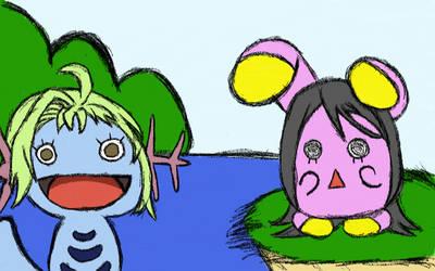 Pokemanchu! by Koda89