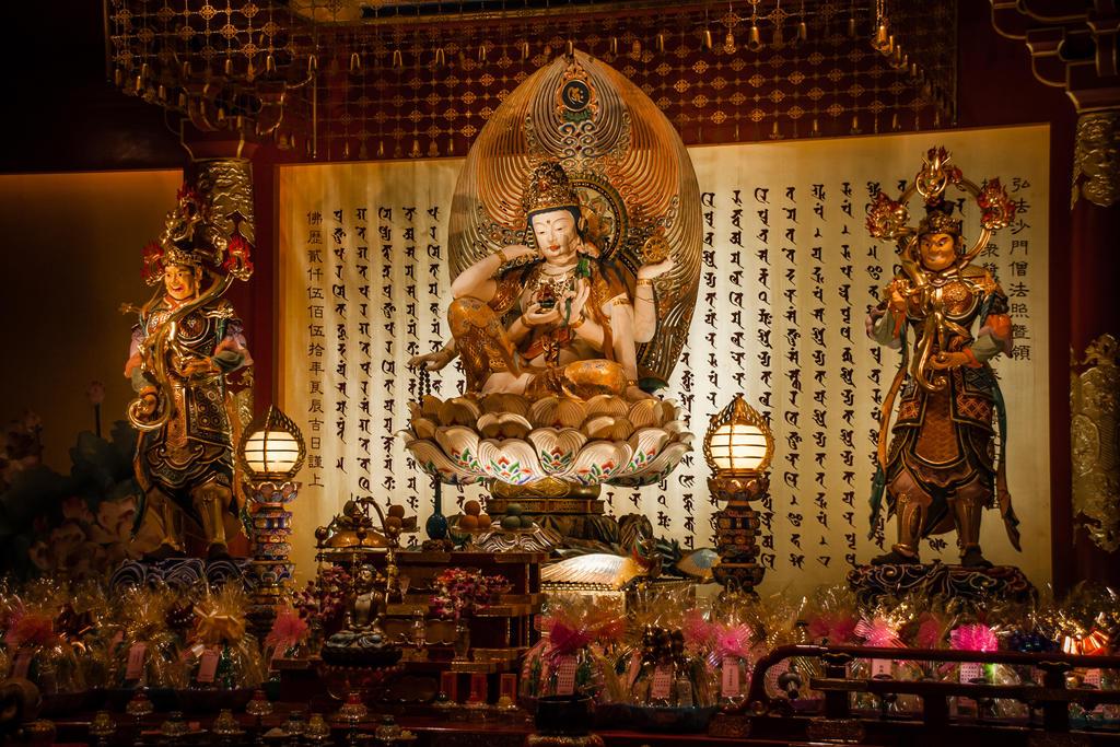 Buddha by BlueOrph