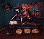Halloween 2018 by ShidouKoji555