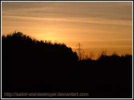 Sunset by sailor-stardestroyer