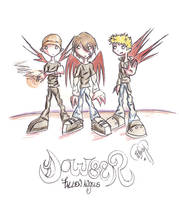 Dowser- Fallen Angels by sailor-stardestroyer