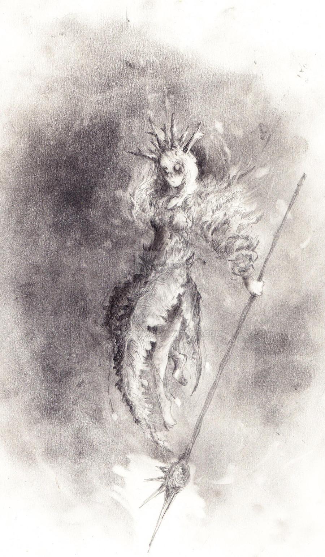 Abyss Lady by DrAspeL