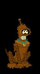 Futurama Scooby doo Bender
