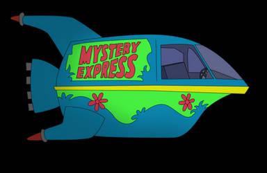 Futurama Scooby doo Car
