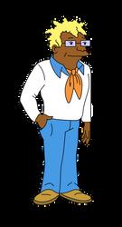 Futurama Scooby doo Hermes