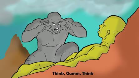 45 Think, Gumm, Think