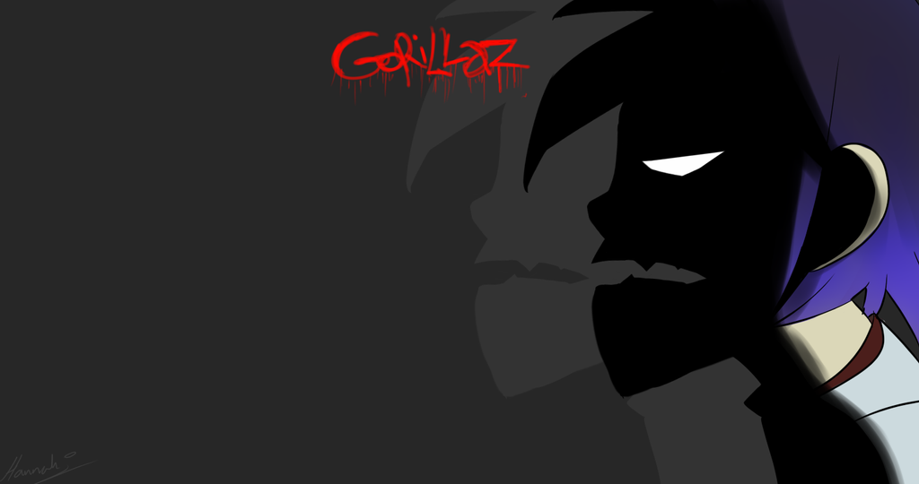 download wallpaper gorillaz desktop - photo #40