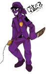 T-A-S-T-E--T-H-E--C-A-K-E - FNAF - Purple Guy