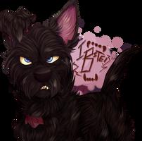 I  BITE - Isle of dogs - Chief by Choco-Floof