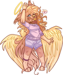 Shedontknowbutsheknows - Choco / Hannah ! Angel