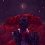 Uluru night - Commission by Choco-Floof