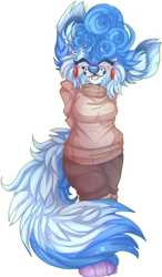 Toy Tala - Commission 1/2 by Choco-Floof