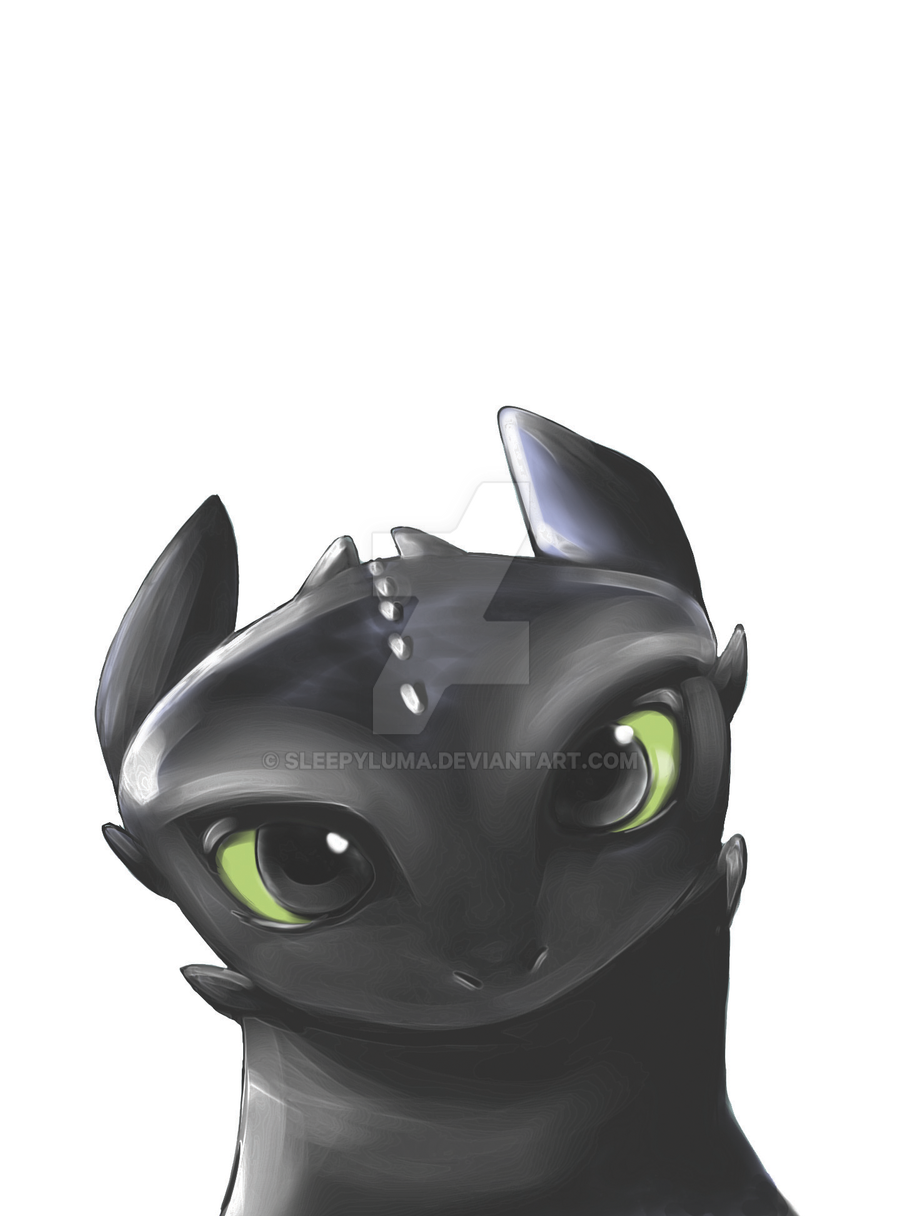 toothless big eyes by - photo #1